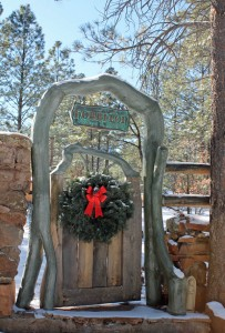 hobbiton wreath