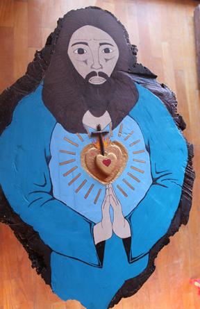 jesus:heart of gold 2