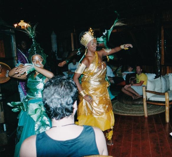 DANCERS BRAZIL