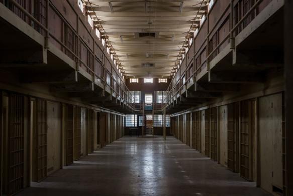 prison interior