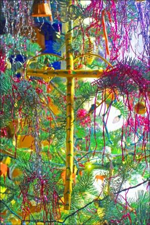 GOLD CROSS:TREE