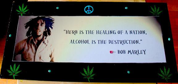 BOB MARLEY HERB...