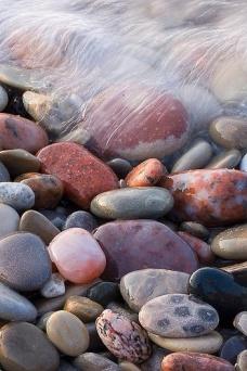 pretty stones