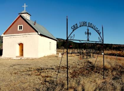 church:san juan bautista