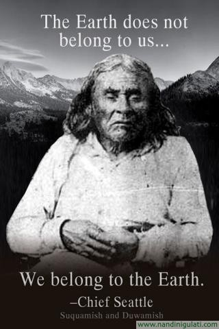 Chief-Seattle-Earth-does-not-belong