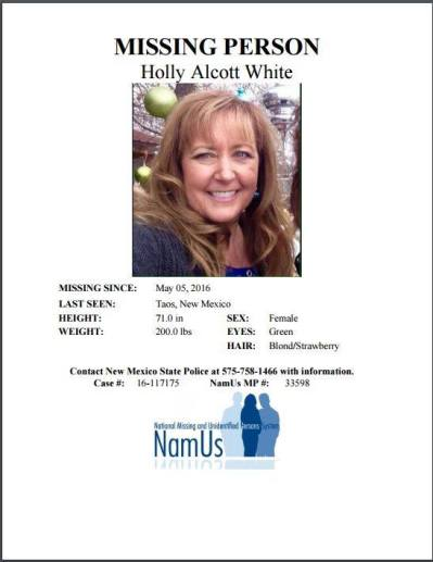 holly missing