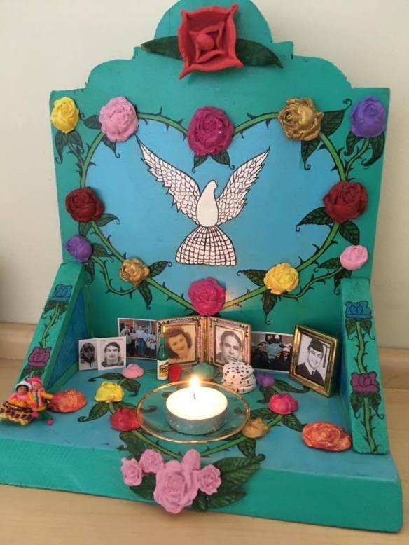 irene's fab altar