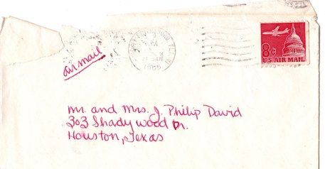 flip envelope