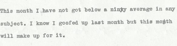 flip-letter grades