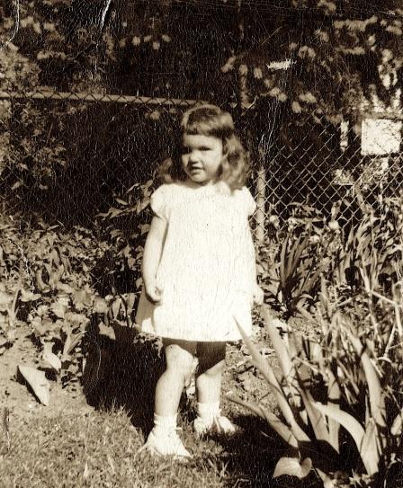 me:grandpa's garden