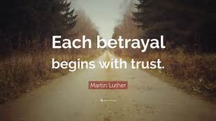 betrayal trust