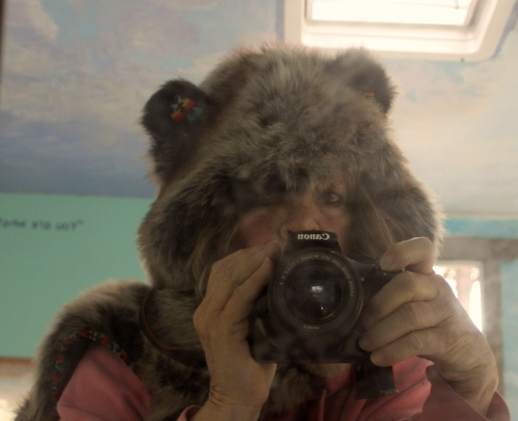 wolf selfie 2