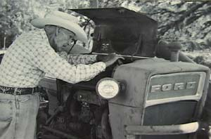 pittman tractor